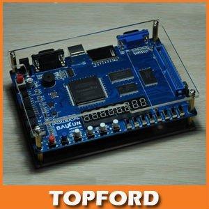Free Shipping Altera CycloneII EP2C8Q208 NIOS II SOPC FPGA Development Board #BK011