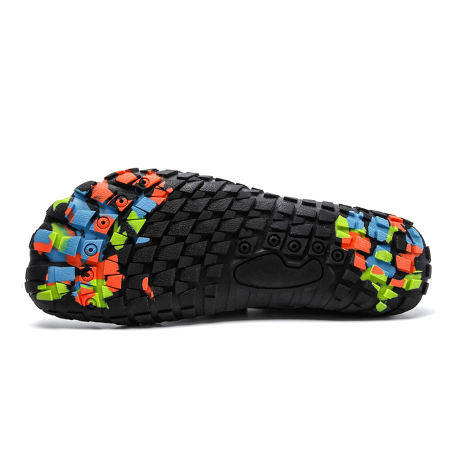Colorful Sole Gym Slippers 3 colors