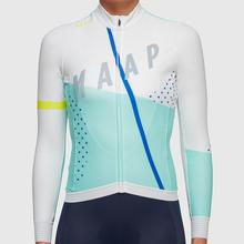 2019 maap women long sleeve bicycle clothing MTB cycling jerseys jacket maillot ropa ciclismo invierno rode bike sport overdress