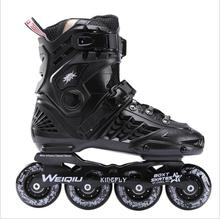 Inline Skates Professional Slalom Adult Skating Shoes Sliding Free Skate Good As Patines Adulto