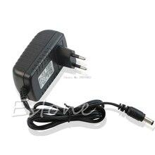 EU Plug AC 110V 220V Converter DC 24V 1A Server Power Supply Adapter -B119