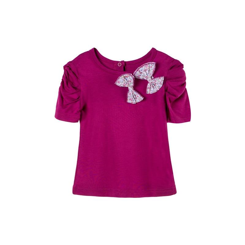 Zomer baby meisjes kleding set prinses katoen pasgeboren t-shirt + - Babykleding - Foto 3