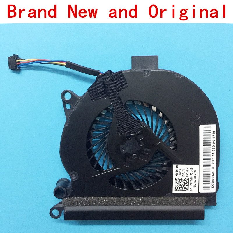 New Laptop CPU Cooling Fan For Dell Latitude E5530 For Vostro 3550 Series 9HTYD