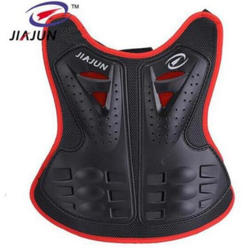JIAJUN Ski Snowboard Back Support Motorcycle Back Protector Shoulder Support Underarmor sport Motocross Back Protection