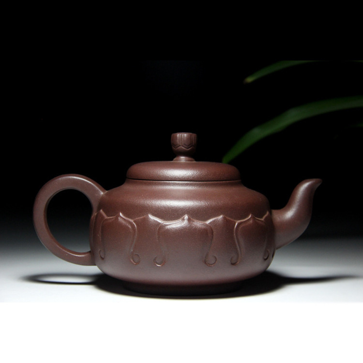 Liu Shaoming, a famous Yixing purple clay pot artist, customizes purple clay teapot Travel Set GiftLiu Shaoming, a famous Yixing purple clay pot artist, customizes purple clay teapot Travel Set Gift