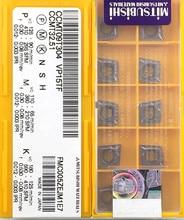 CCMT09T304 CCMT09T308 VP15TF 10 stks/set Verwerking: roestvrij staal en staal CNC Carbide insert Gratis verzending