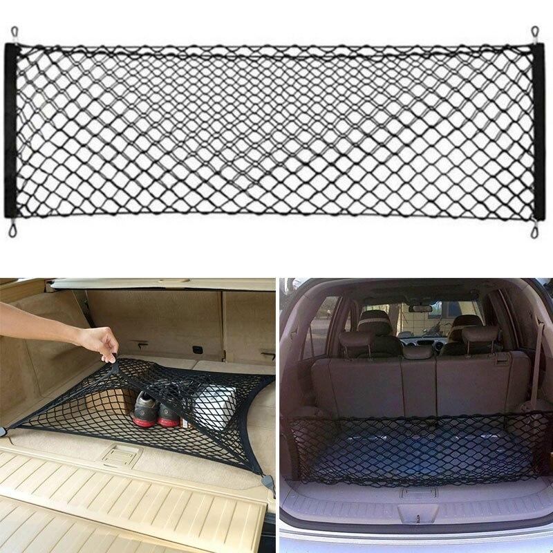 Сетка для хранения, сетка для багажника, универсальные багажные сетки, сетка для багажника, нейлоновая Вертикальная прочная 110*50