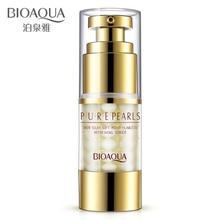 купить BIOAQUA  25g Moisturizing Nourishing Collagen Eye Essence Anti-Dark Circle Wrinkle Firming Eye Cream недорого