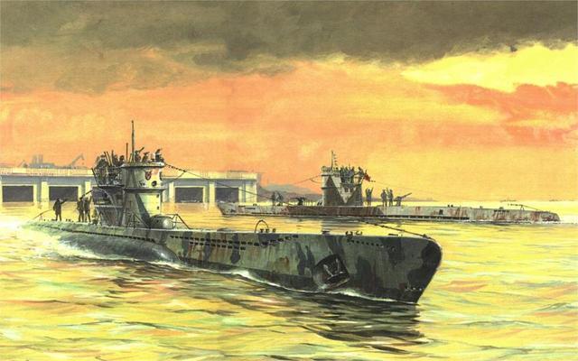 Spray Painting A Navy Boat