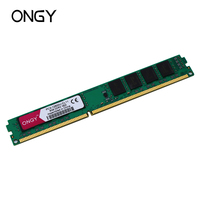 ONGY Ram DDR3 8GB 1600MHz Desktop Memory 240pin 1.5V New DIMM Computer Memoria Ram ddr 3 For Intel and AMD