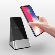 15W Qi Wireless phone holder charger For huawei meta20Pro stand wireless for iphone xs max x 8 plus samsung note9 s9 s8