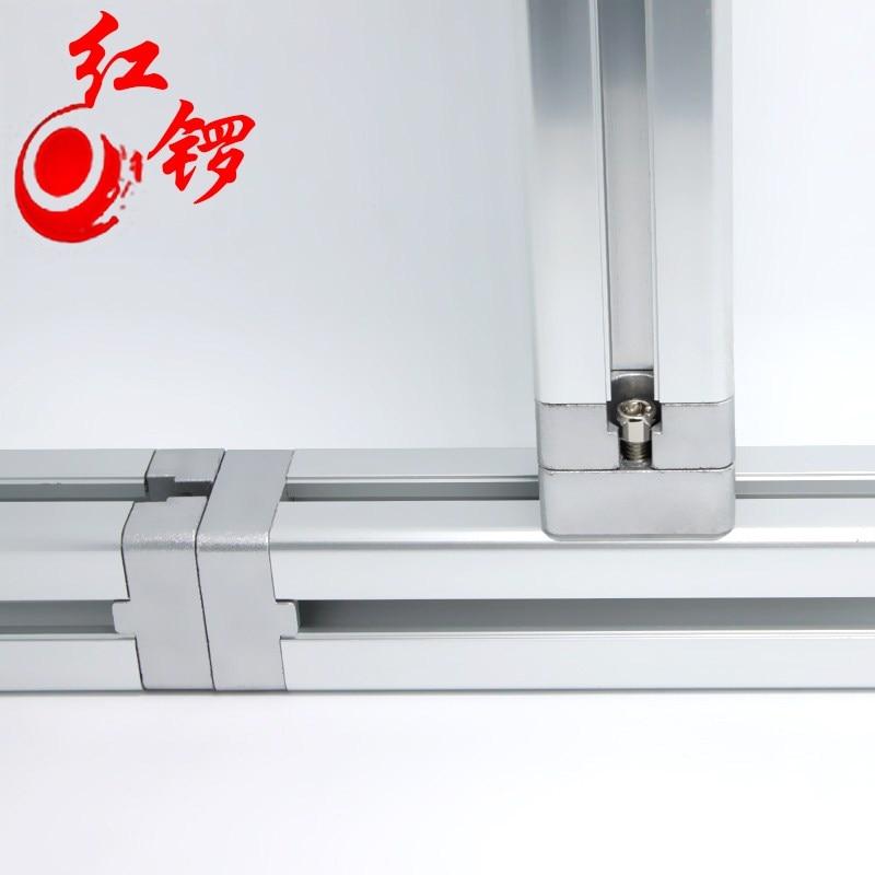 1SET 3030 4040 Aluminum Profile Docking Block Detachable Butt Joint Aluminum Block