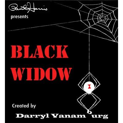 """Darmowa dostawa! Paul Harris """"czarna wdowa"""" trzecia ręka, magiczne sztuczki, scena magiczne rekwizyty w Sztuczki magiczne od Zabawki i hobby na  Grupa 1"""