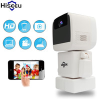 Hiseeu Robot Camera Wireless 960P IP Camera WIFI CCTV HD Night Vision Security Camera Two Way