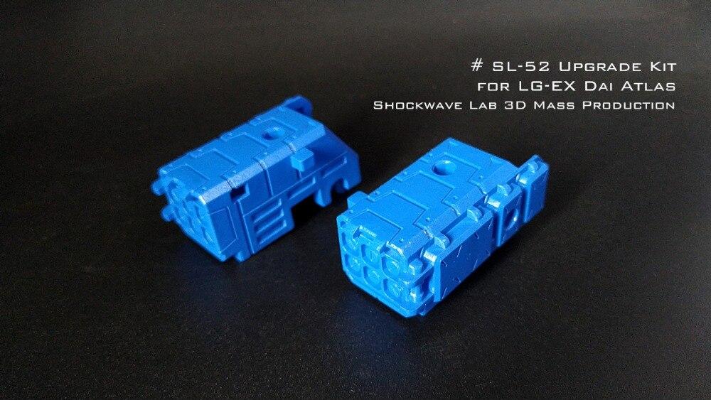 Shockwave Lab SL-75 upgrade kit for Earthrise Ironworks,US stock!