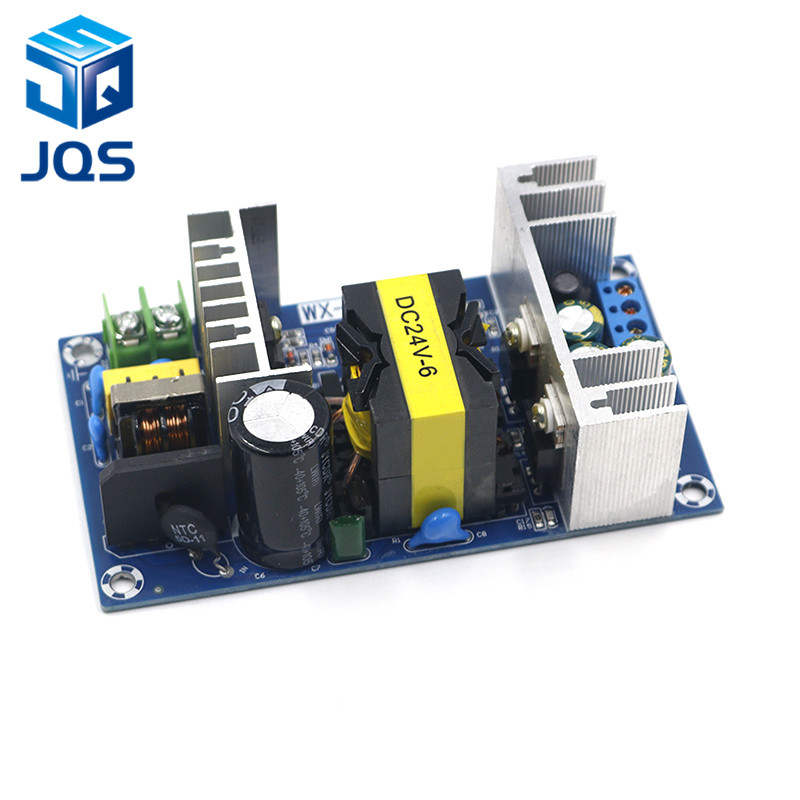 100-240V to DC 24V 4A 6A switching power supply module AC-DC Step-down module100-240V to DC 24V 4A 6A switching power supply module AC-DC Step-down module