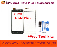 Angcoucoux For Cubot Note Plus 4G 5 2 Touch Screen Front Glass Lens Sensor Digitizer Replacement