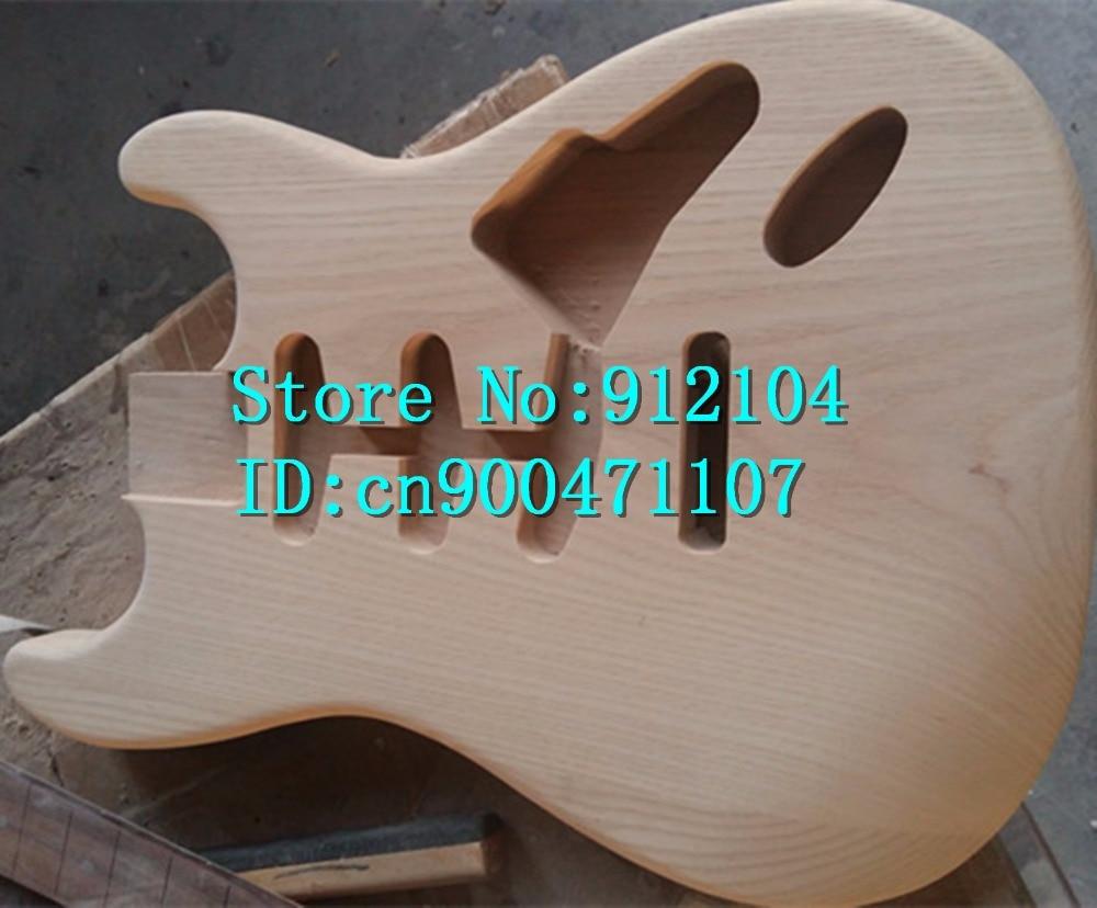 new Big John ST electric guitar ash body F-2129