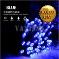 300LED 32M Solar led string led lights outdoor waterproof lawn garden led lamp solar angel warm white red blue green yellow
