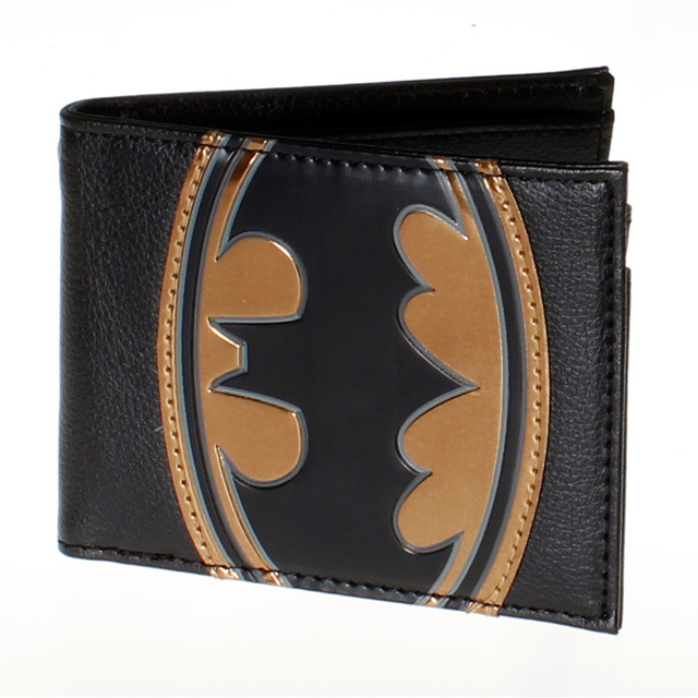 Бумажник с логотипом Бэтмен модель № 1