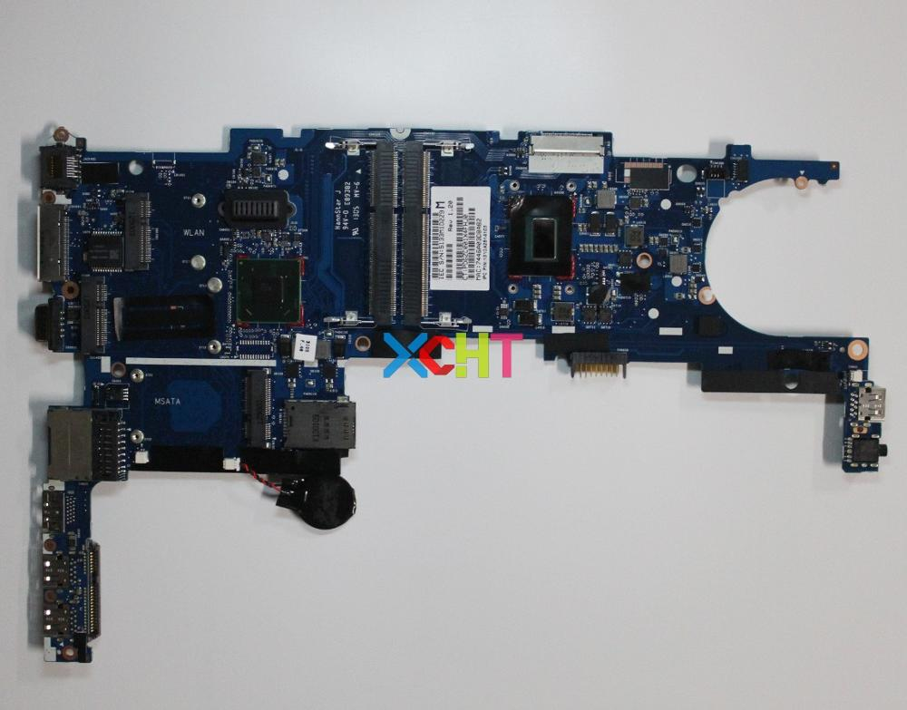 for HP EliteBook 9470m Series 704439-001 704439-501 704439-601 i5-3317U Laptop Motherboard Mainboard Tested & Working Perfect