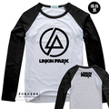 2016 Special Offer Limited Letter Streetwear Linkin Park T-shirt Long-sleeve 100% Cotton High Quality Memorial Sweater Hoodies