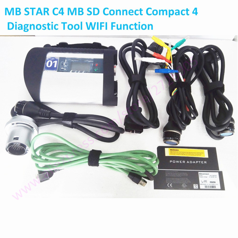 V12.2018 MB Star C4 software HDD SSD more function for MB STAR C4 sd connect DAS HTT WIN DTS Xe try FDOK for whole car testing
