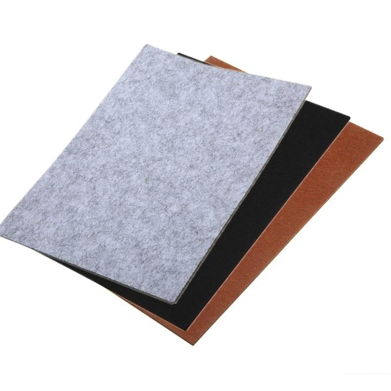 1 Stücke 30x21 Cm Selbst Klebe Platz Fühlte Pads Möbel Boden Scratch Protector Diy Möbel Zubehör 4 Farben