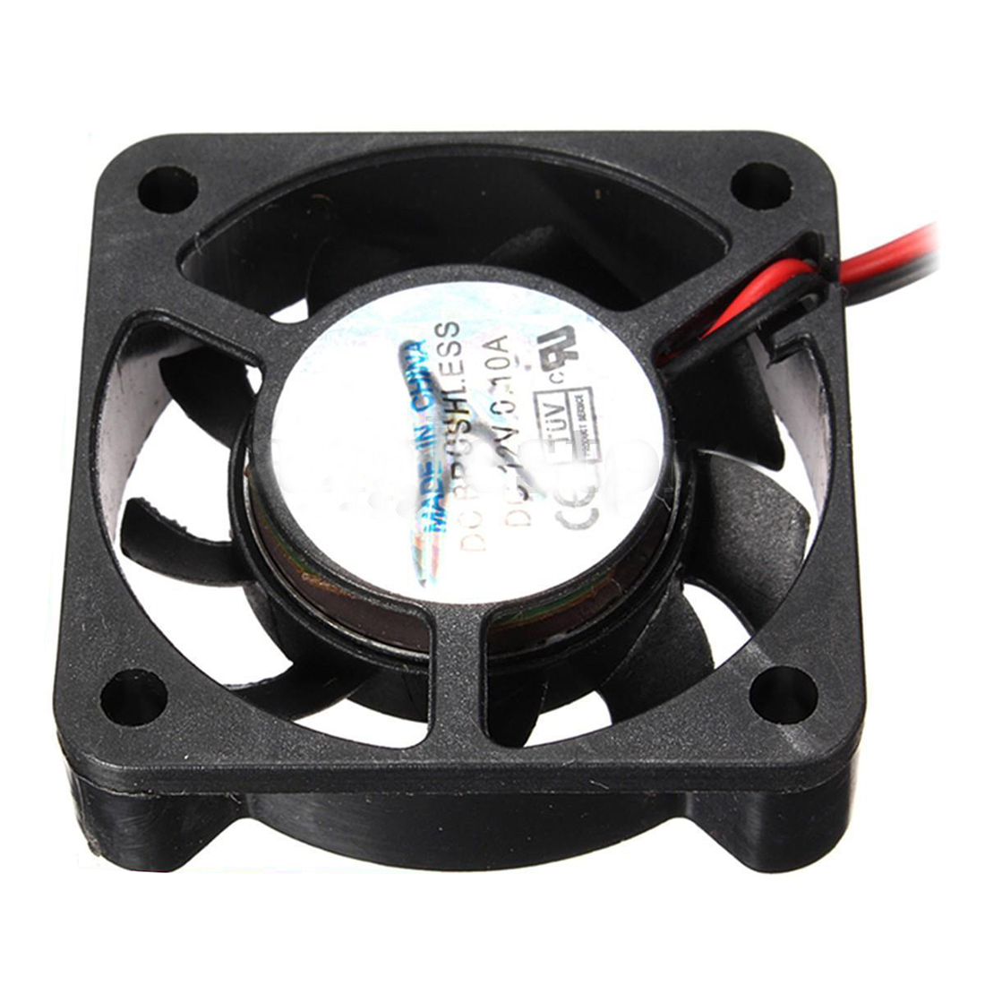 4 Pin 12V 40mm PC Computer CPU Cooling Cooler Fan Heatsinks Radiator 40x40x10mm 12v 2 pin 55mm graphics cards cooler fan laptop cpu cooling fan cooler radiator for pc computer notebook aluminum gold heatsink