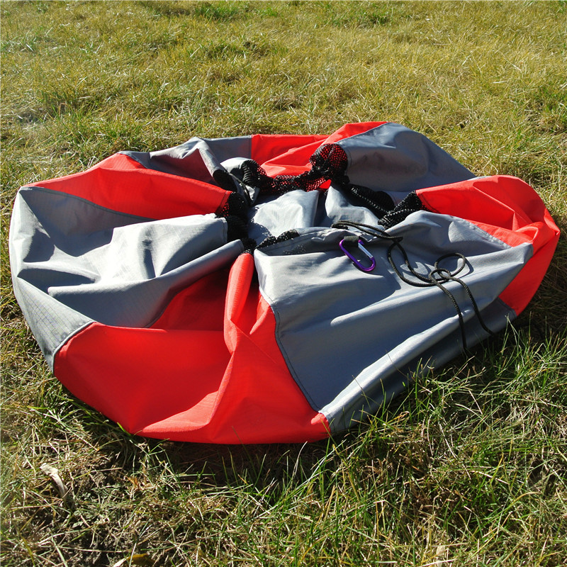 Paraglider quick paking bag Heavy Duty Paragliding fast stuff sack paragliding paramotor PPG paragliding paramotor fast big umbrella bag
