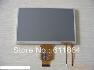 7.0 inch LMS700KF01 LCD Panel With Touch Panel 1 year Warranty