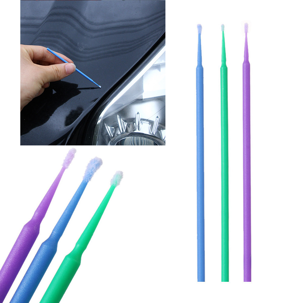 Back To Search Resultsautomobiles & Motorcycles Motorcycle Accessories & Parts Constructive 100pcs/lot Brushes Paint Touch-up Colorful Pen Disposable Dentistry Small Tip Car Maintenance Tools
