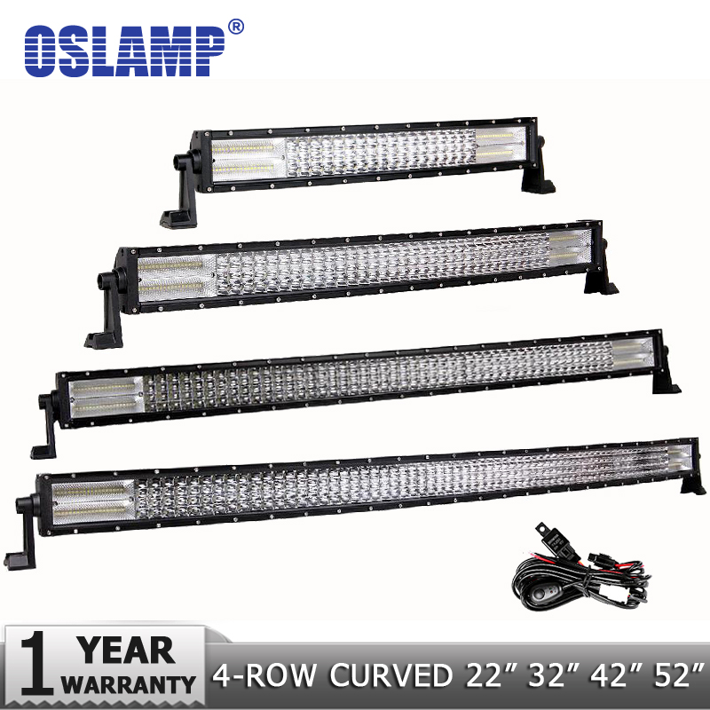 Oslamp 4-Row 22