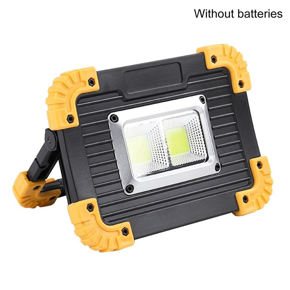 LED Portable Spotlight LED Work Light For Hunting Camping LED Flashlight Outdoor Light Rechargeable 18650 Battery LL-812