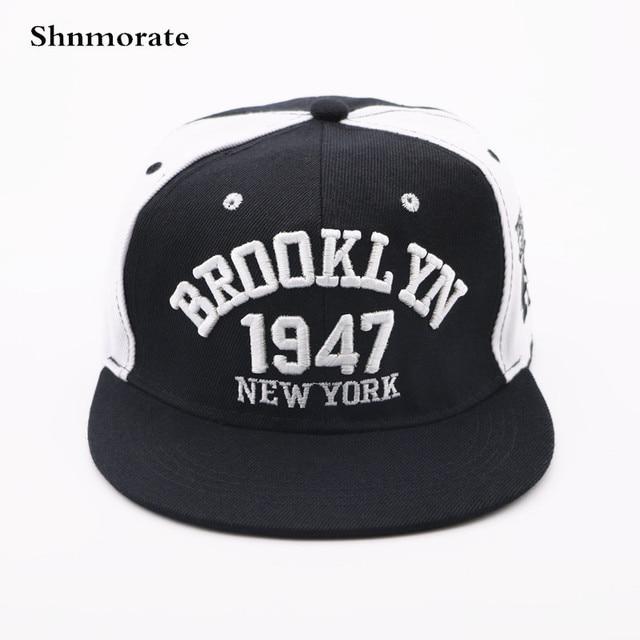 Aliexpress Com Buy Black White Brooklyn Ny Adjustable Casual