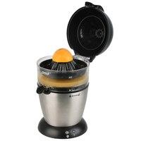 В 220 В Автоматическая электрическая соковыжималка машина Лимон соковыжималка для апельсинов машина бытовой и коммерческий использование с
