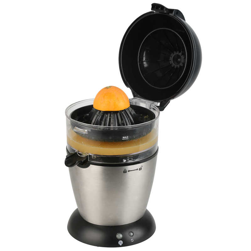 220v Automatic Electric Juicer Machine Lemon Orange Extractor