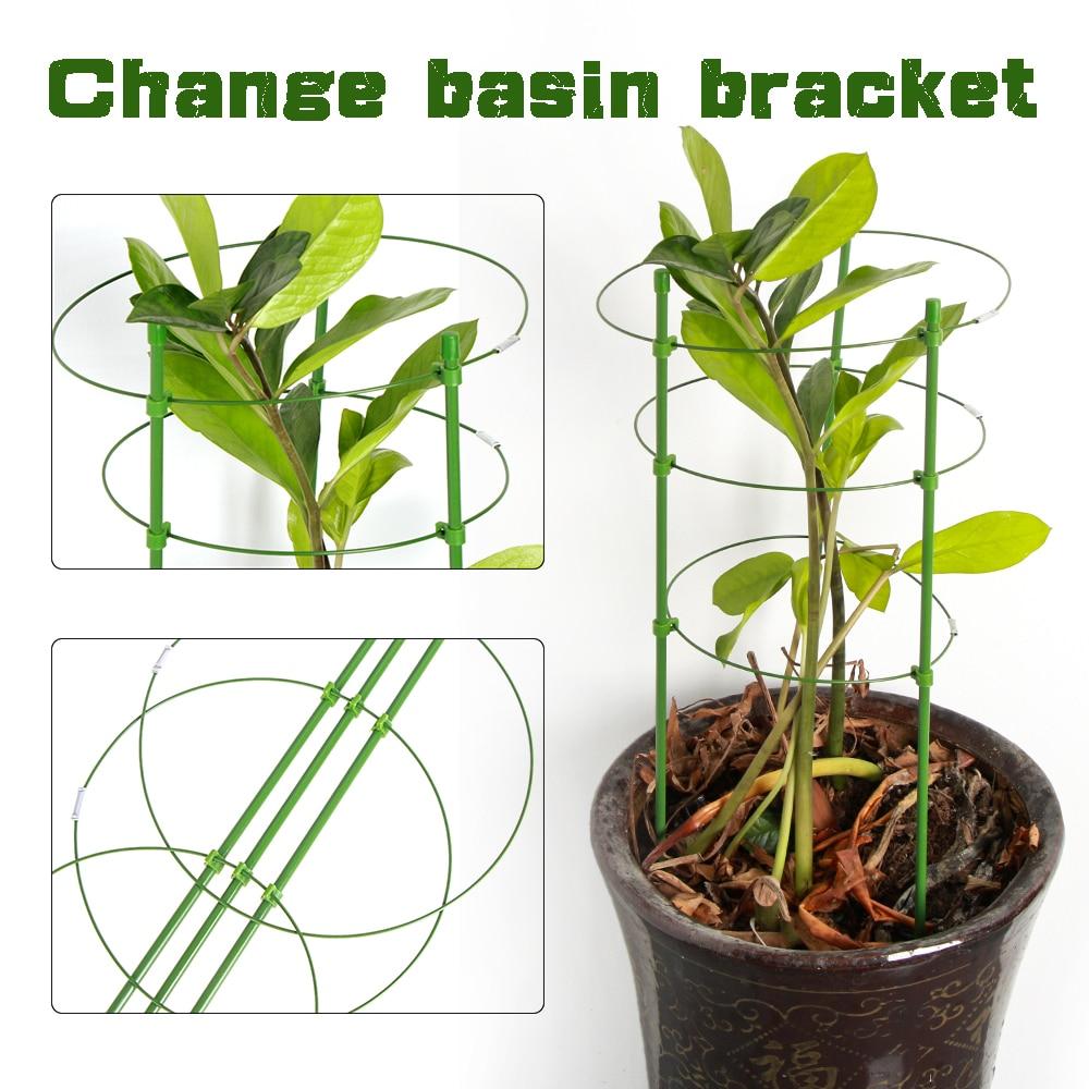 1 Durable Creative Vine Climbing Rack 60cm Flower Decorative Gardening Tools Vegetables Plant Trellis Plant Support Frame