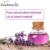 TREEINSIDE natural Saludable marca-Lavanda puro extraído necesita uv led lámpara de uñas de gel de uñas para curar verde segura saludable color de la marca