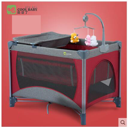 Multi-functional Folding Baby Bed Portable Baby Crib Game Bed Child bed Baby Cradle Bed New Fashion Light-Weight Aluminium Pipe ruby原理剖析[ruby under a microscope] page 7