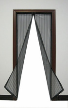Pantalla de la ventana de Malla anti mosquito Pest control pantallas de gasa cortina de ventana de la puerta cortinas de la sala de accesorios Textiles Para El Hogar