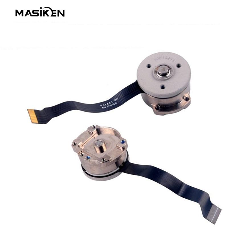 Masiken ремонт Запчасти для DJI Phantom 4/4 Pro P4P Дрон Замена Gimbal ролл рыскания шаг Двигатель Ремкомплект Интимные аксессуары