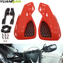 Pair 7/8 22mm Motorcycle Handlebar Hand Guards Protectors ATV Dirt Bike Off-road Accessories for Honda KTM Yamaha SUZUKI