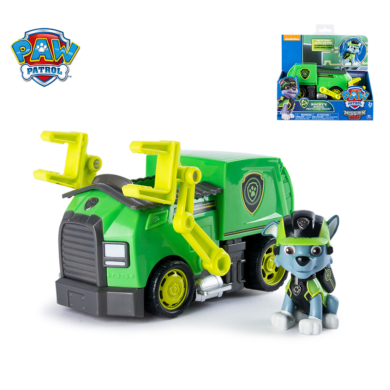Image 5 - Original Paw Patrol Special Mission Series Puppy Patrol Car Action Figures Toy Dog Lookout Tower Rescue Bus Vehicle Toy Kid Gift-in Action & Toy Figures from Toys & Hobbies