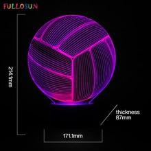 Night Light Novelty Lighting Volleyball