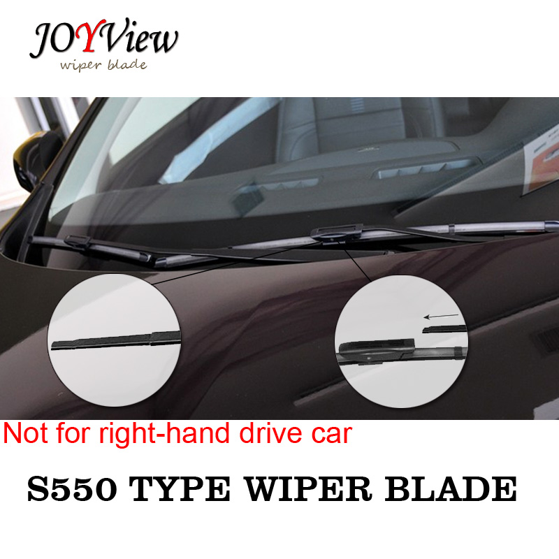 S550 Wipers Size2018fit For Renault Clio 2 Campus 35d2009 2011