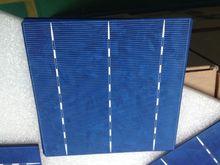 Taiwan  Polycrystalline Silicon Solar Cell Price 4.4 Watt 6×6