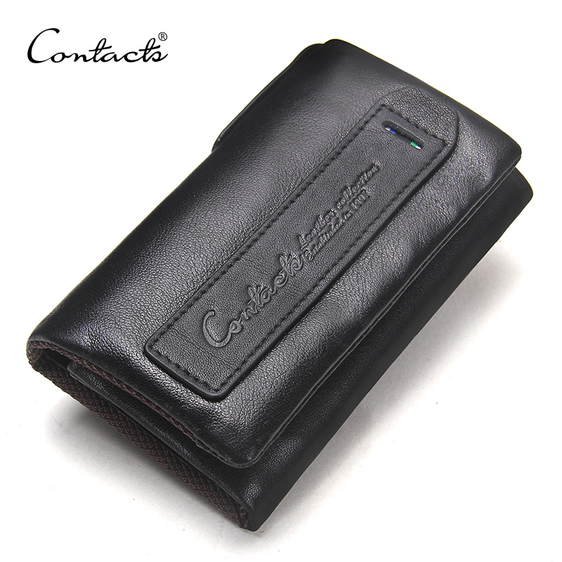 CONTACT'S genuine leather men…