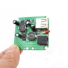Панели солнечных батарей регулятор напряжения 5 В 2A USB зарядка со светодиодный индикатор 9 В/12 В/15 В/18 в зарядное устройство регулятор dc в dc преобразователь