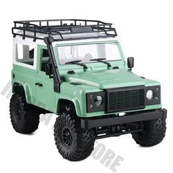 1/12 MN Model RC Rock Crawler D90 MN-90K MN-91K 2.4G 4WD RC Car Remote Control Truck Toys Unassembled Kit Defender Pickup Car